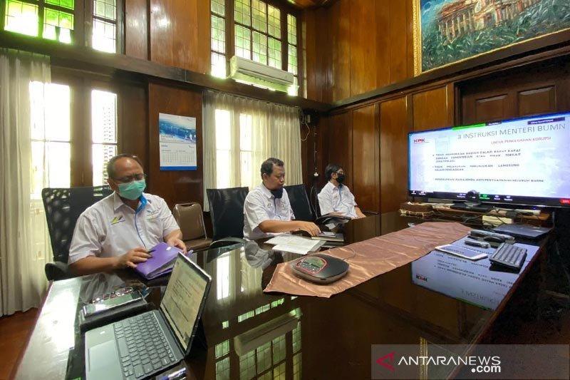 PTPN XI siapkan sistem manajemen perusahaan antisuap