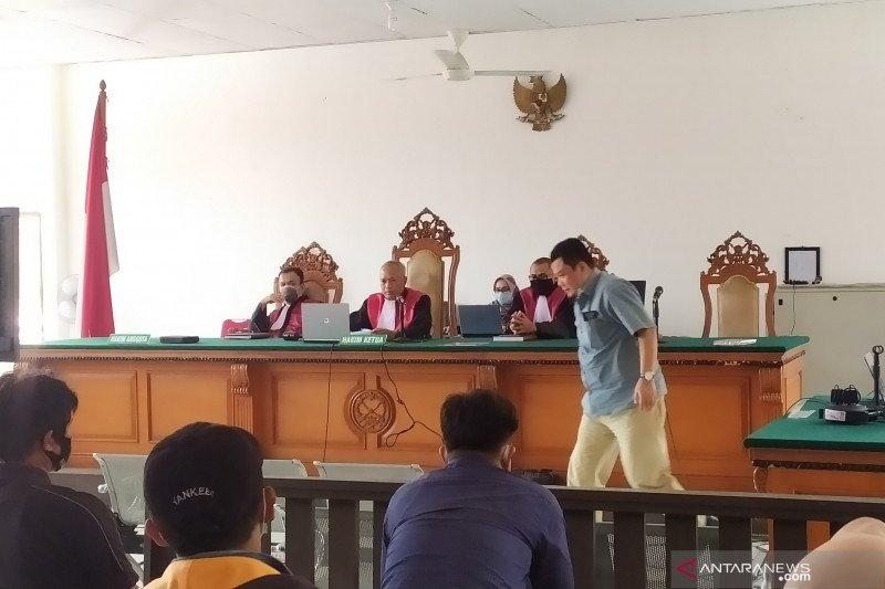 Dua mantan anggota DPRD Kota Bandung divonis 5 dan 6 tahun penjara