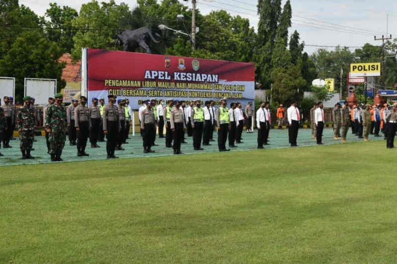 Polresta Cirebon dirikan pos pengamanan selama