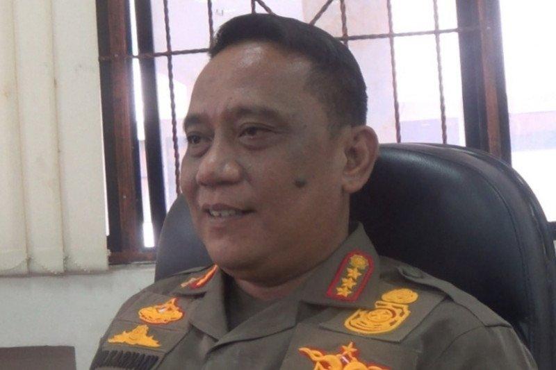 Pemprov Lampung siagakan 802 Satpol PP jelang libur panjang