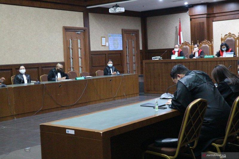 Hakim: Heru Hidayat gunakan Jiwasraya untuk foya-foya di kasino