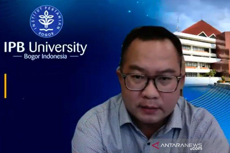 Rektor IPB: Jadikan krisis momentum lahirkan inovasi