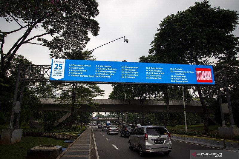 Transportasi publik diminta ditambah jika ganjil genap berlaku