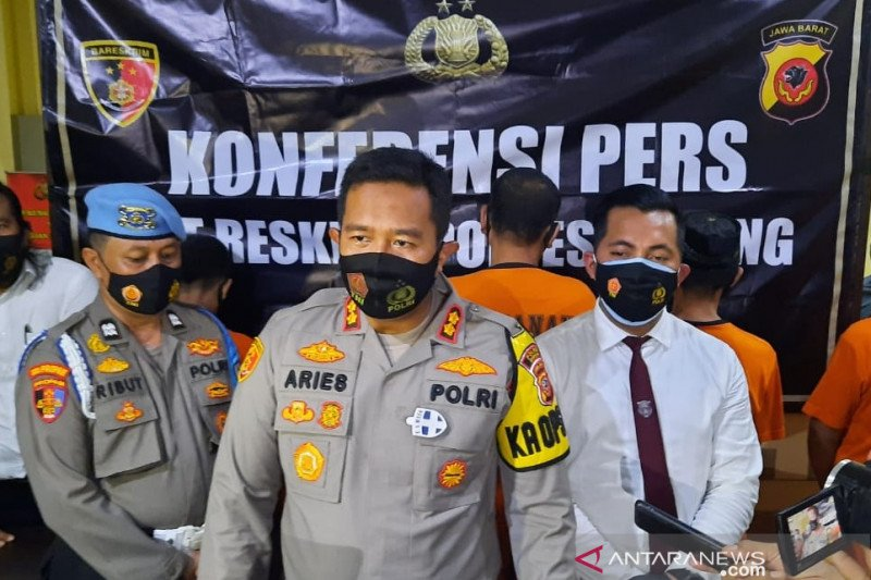 Polisi Subang tangkap sekelompok pencuri sarang burung walet