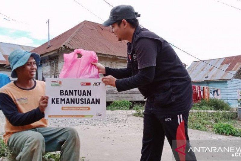 ACT Sumut distribusi perlengkapan ibadah untuk desa muslim minoritas
