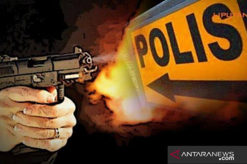Seorang polisi di Medan ditembak orang tak dikenal