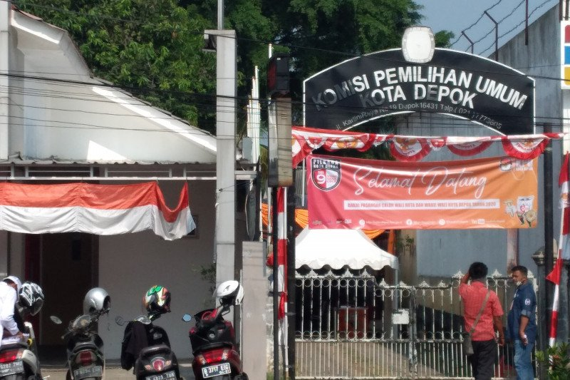 KPU Depok belum jadwalkan sesi debat kandidat pilkada