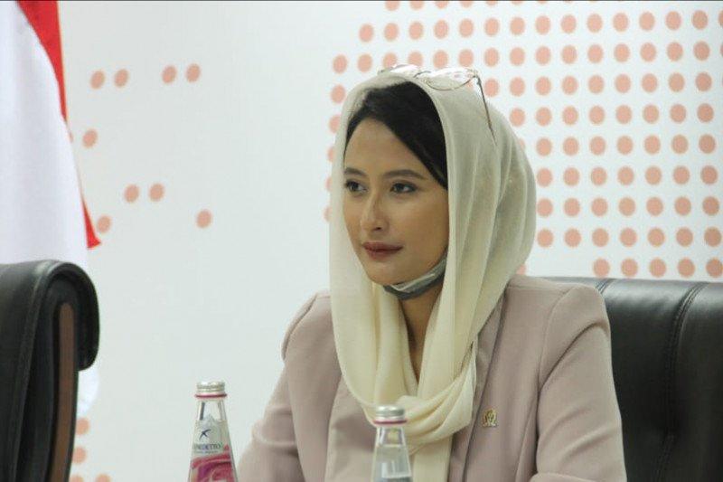 Dalam forum PBB, Anggota DPR milenial jelaskan pentingnya EBT
