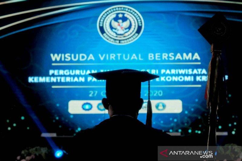 PTN Pariwisata gelar wisuda virtual bagi 2.746 lulusan