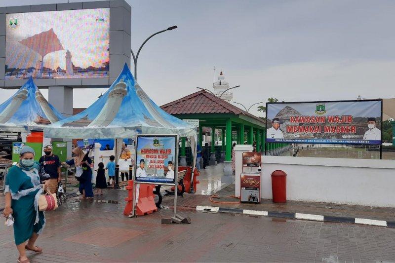 Libur panjang, Kawasan Kesultanan Banten siap patuhi prokes COVID-19