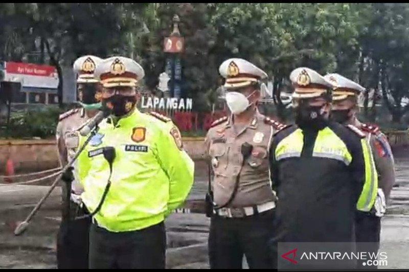 Ditlantas Polda Metro Jaya siapkan 2.999 personel kawal libur panjang