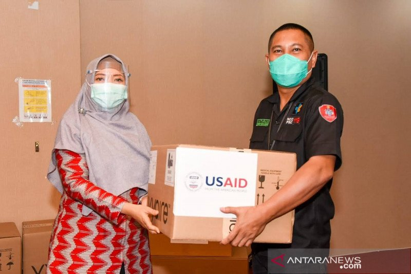NTB salurkan bantuan USAID untuk enam rumah sakit