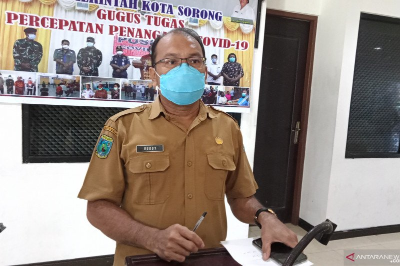 339 pasien COVID-19 di Kota Sorong sembuh