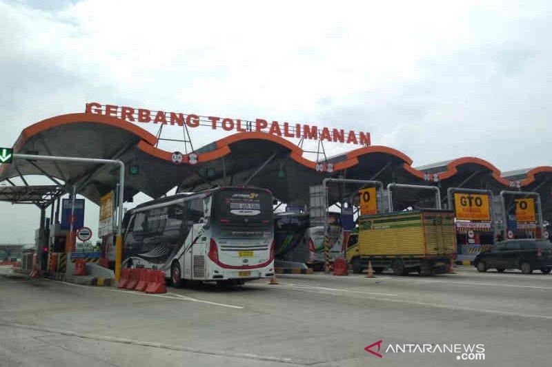 Polresta siap antisipasi lonjakan jumlah kendaraan di GT Palimanan