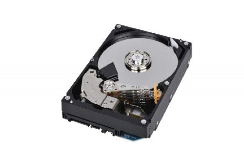 Toshiba umumkan model HDD kapasitas perusahaan yang diperbarui