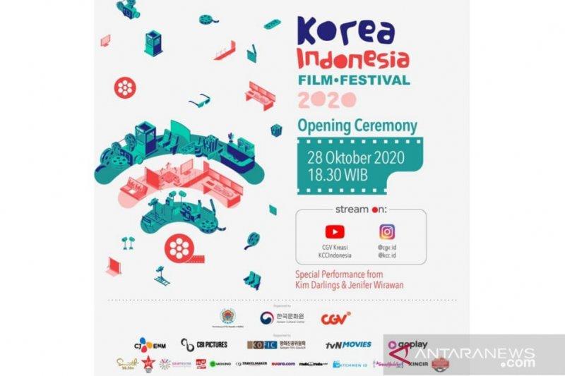 Besok, Korea Indonesia Film Festival digelar di Bandung dan GoPlay