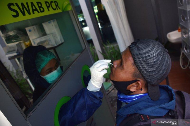80,3 persen pasien kasus positif COVID-19 di Riau sembuh