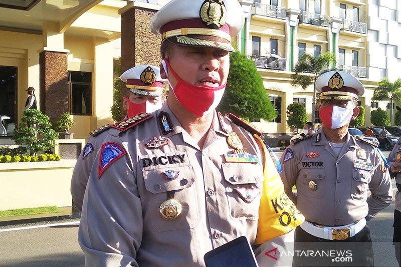 Polda Aceh kerahkan 1.022 polisi lalu lintas amankan libur panjang