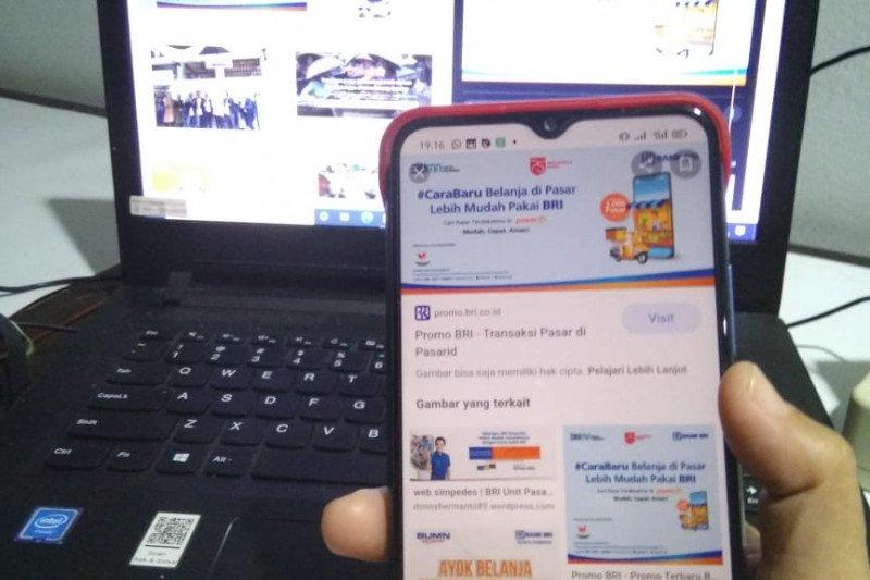 Bantu masyarakat penuhi kebutuhan, BRI hadirkan website pasar