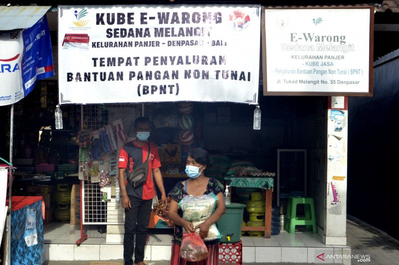 Mensos: KUBE bantu pulihkan ekonomi warga prasejahtera semasa pandemi