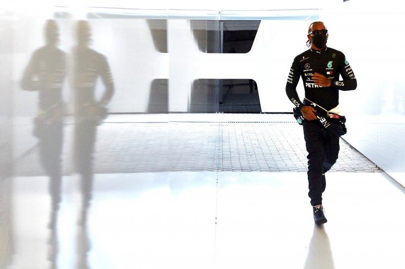 Hamilton siap dorong perubahan lewat kejuaraan Extreme E tahun depan