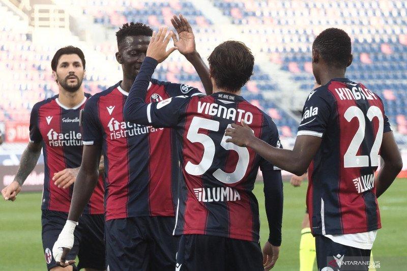Bologna dan Sampdoria catatkan kemenangan di Piala Italia