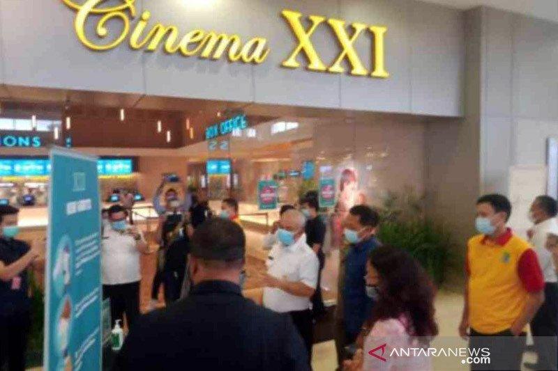 Bioskop di Kota Bekasi kembali beroperasi