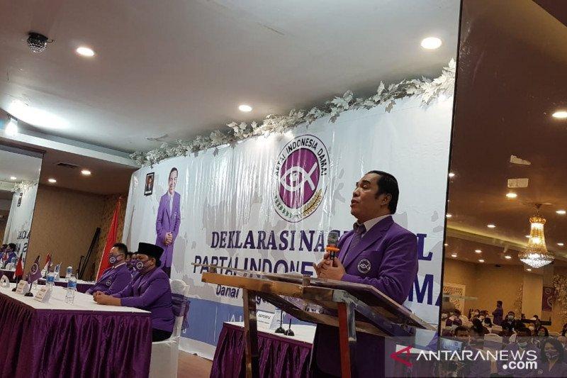 PID mendeklarasikan niat maju Pemilu 2024 pada Hari Sumpah Pemuda