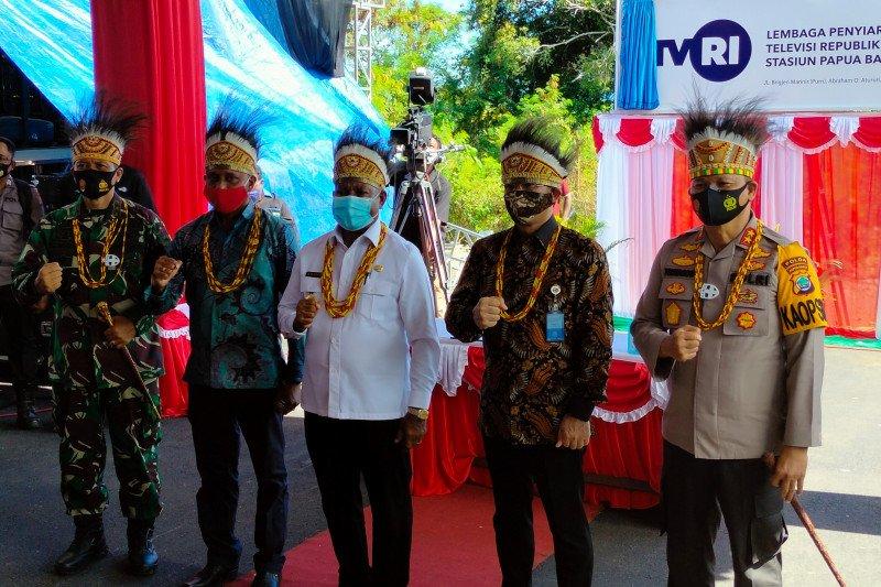 Presiden berharap TVRI Papua Barat jadi sumber informasi masyarakat