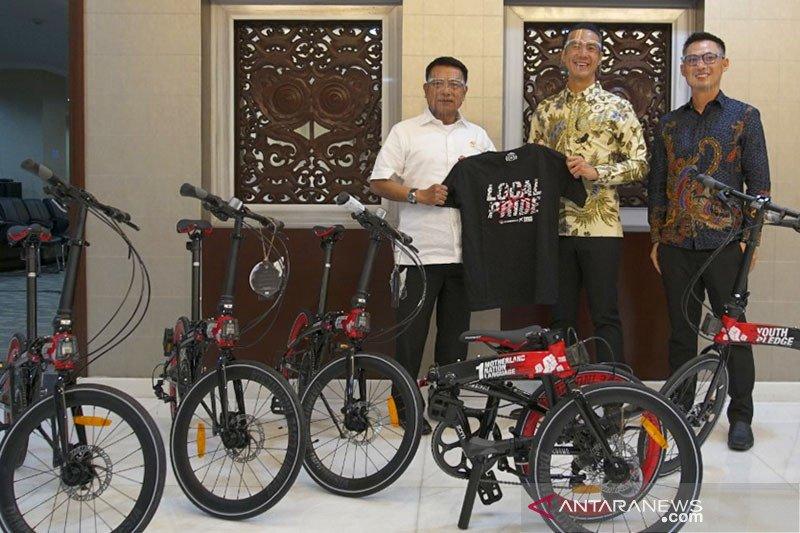 Moeldoko: Sepeda lipat bukan untuk Presiden Jokowi