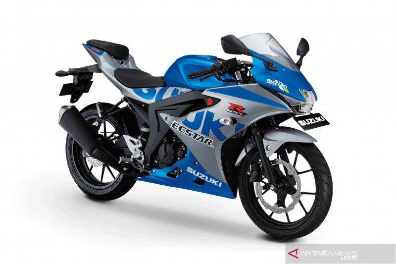 Suzuki GSX-R150 dapat sentuhan Ecstar MotoGP, harga Rp31,6 juta