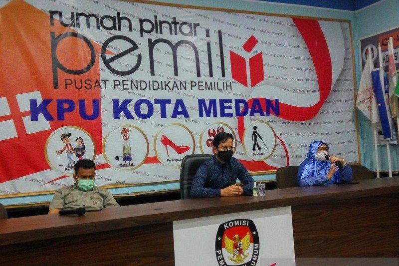Batas dana kampanye Paslon Pilkada Medan maksimal Rp36 miliar