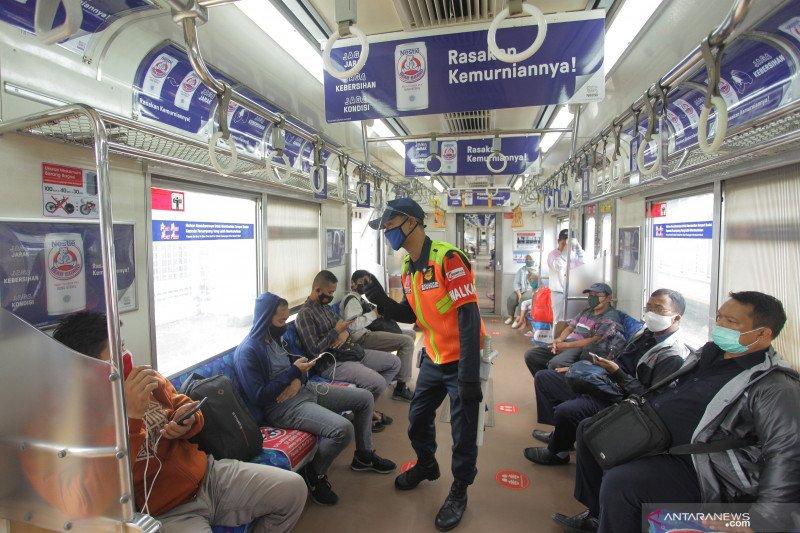 KRL Bekasi-Kota anjlok, KAI lakukan rekayasa perjalanan kereta