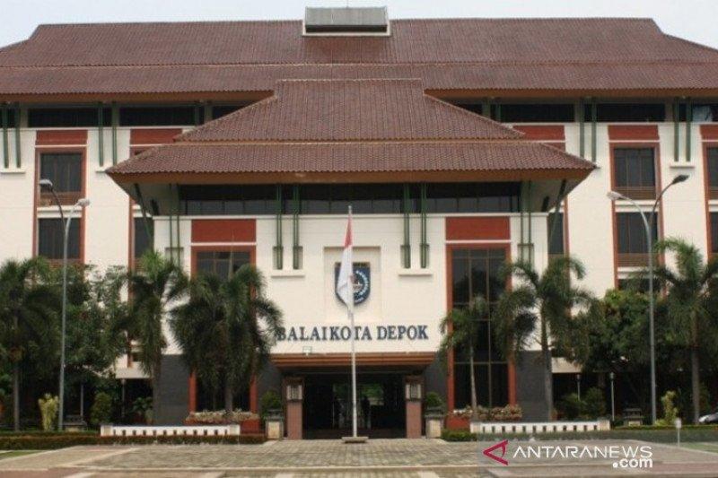 Pasar rakyat online Depok berdayakan ojek pangkalan