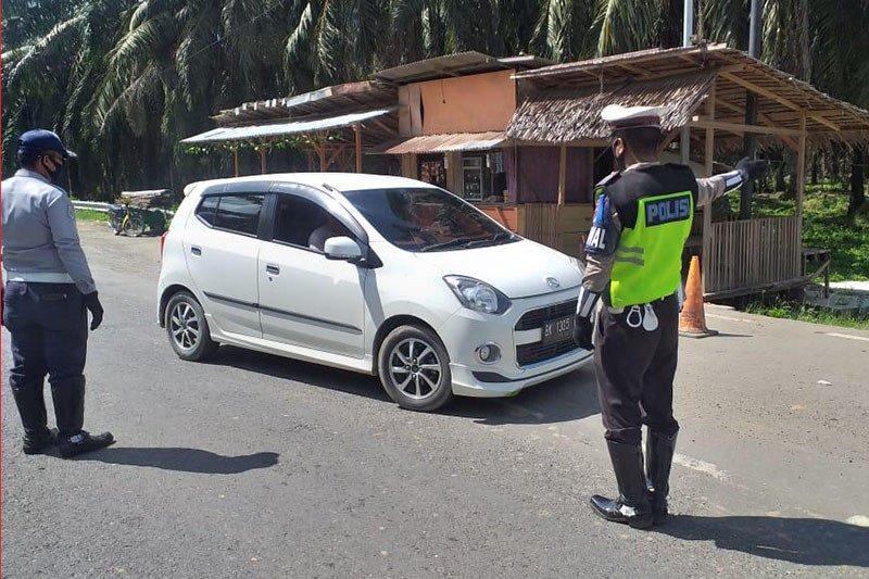 Polda Aceh: 844 kendaraan bermotor keluar Aceh saat libur panjang