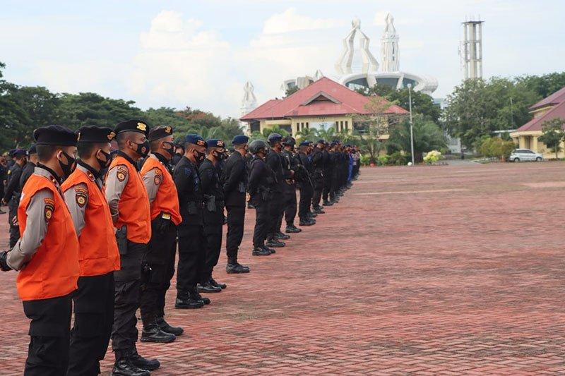 Polda Aceh sebut pengamanan libur panjang sasar pusat keramaian