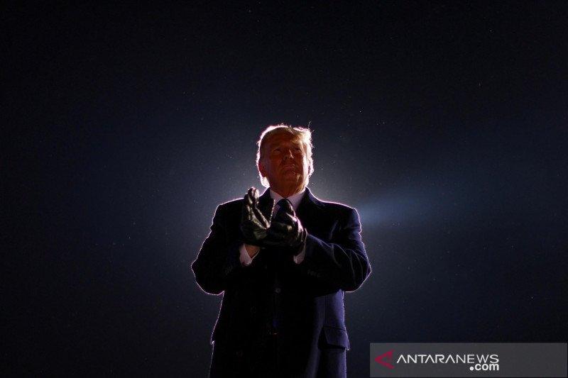 Jelang Pilpres, unggahan Trump dilabeli bermasalah