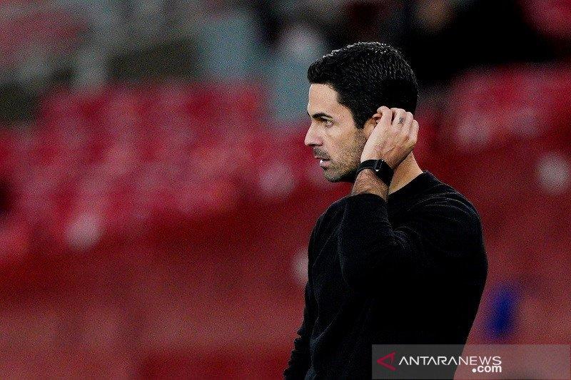 Arteta tak khawatirkan posisinya meski Arsenal kembali kalah