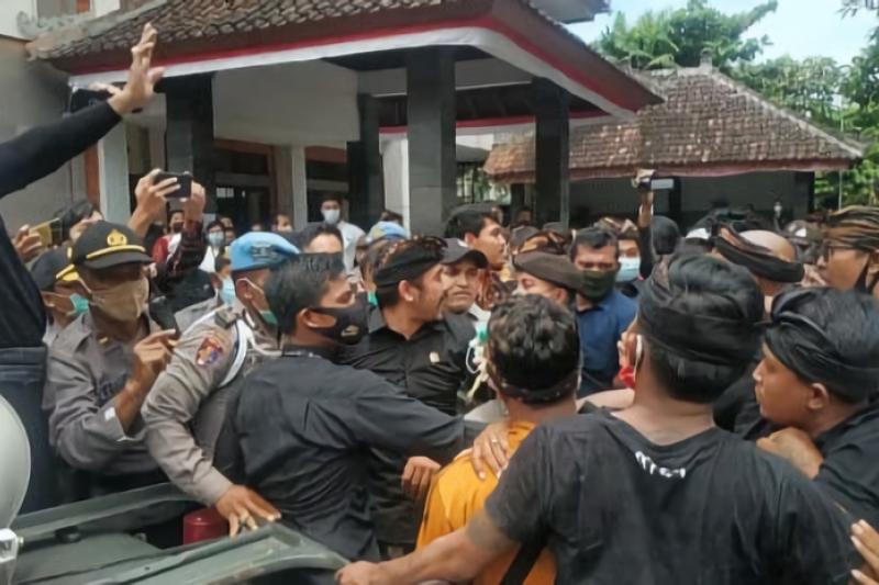 Polisi selidiki dugaan kasus penganiayaan anggota DPD RI Dapil Bali