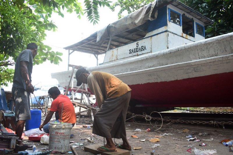 Tujuh kelompok nelayan di Kepulauan Seribu terima bantuan BSPUN