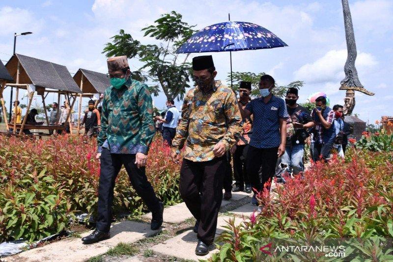 Mendes PDTT: Prinsip pembangunan desa adalah entaskan kemiskinan