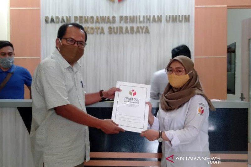 KIP Progo hadirkan saksi pelanggaran kampanye Pilkada Surabaya 2020