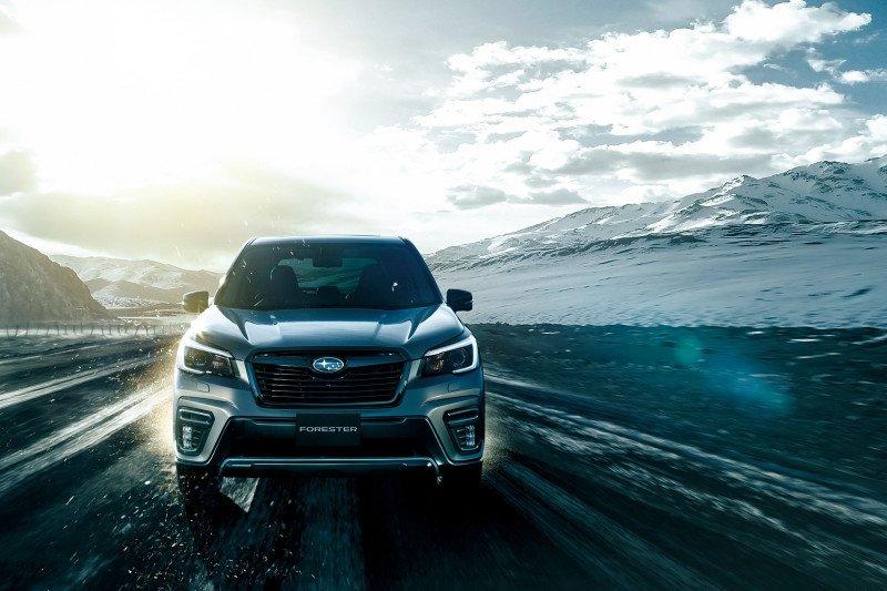 Subaru Forester Sport resmi mengaspal di Jepang