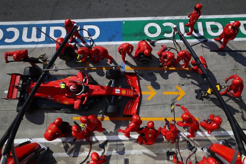 Format dua hari GP Emilia Romagna bakal berbeda dari balap F1 biasanya