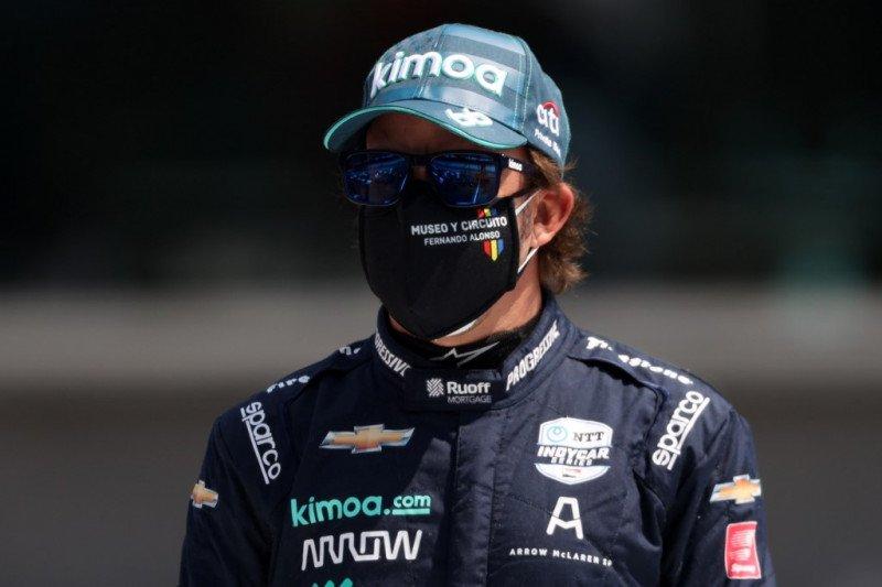 Fernando Alonso tes dua hari di Bahrain pekan depan