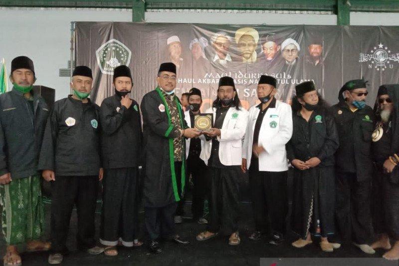 Gus Jazil dikukuhkan jadi Anggota Kehormatan Pagar Nusa