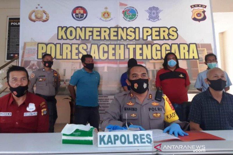 Seorang ustaz di Aceh Tenggara ditusuk saat berceramah Maulid Nabi