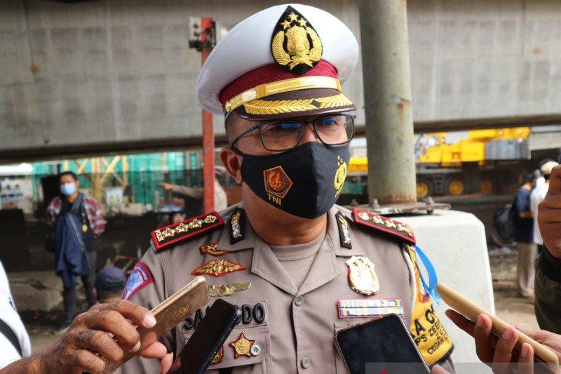 Sepekan Operasi Lilin Jaya, angka kecelakaan turun 15 persen