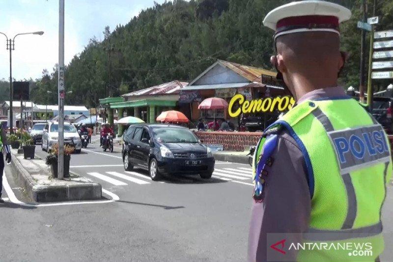 Satu tewas akibat mobil masuk jurang di jalur Cemoro Sewu-Sarangan