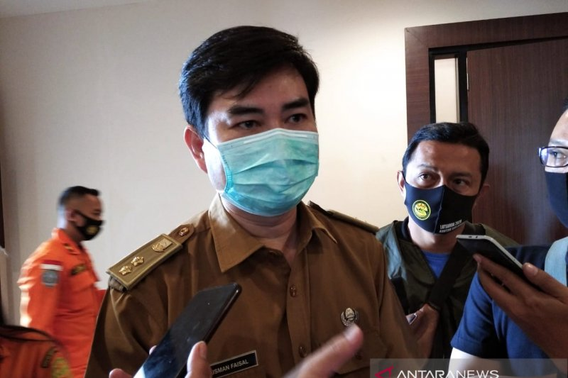 Dinkes Cianjur mencatat selama pandemi 40 orang tenaga medis terpapar